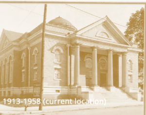 Building 1913-1958