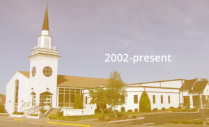 Building 2002 to present